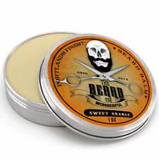 Sweet Orange Beard Balm BIG 30ml Leave-In Beard Taming Styling Conditioner