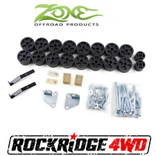 "Zone Offroad 1.5"" Body Lift 99 00-02 Chevy GMC 1/2 Ton Pickup Silverado Sierra"