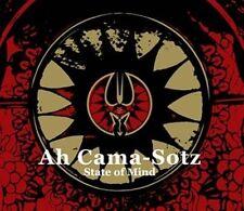 Ah Cama Sotz State of Mind CD 2015 Hands