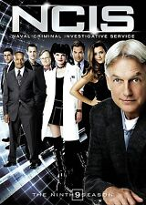 New Sealed NCIS - The Complete Ninth Season DVD 9