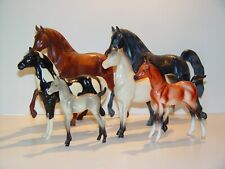 Lot of six Hartland Horses in great condition