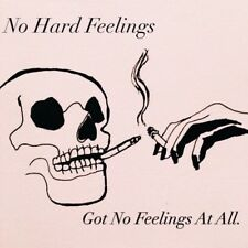 """No Hard Feelings 3"""" Sticker Better Off Alone Single Fabulous Revenge Body Bye"""