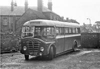 PHOTO Green Bus (Whieldon), Rugeley Foden 17 MRF636 in 1959