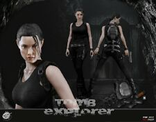 POPTOYS 1/6 EX012A Lara Croft Tomb Explorer Female Standard Ver. Action Figure