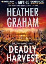 *** Heather GRAHAM / DEADLY HARVEST              [ Audiobook ]