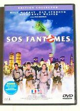DVD SOS FANTOMES - Bill MURRAY / Dan AYKROYD / Sigourney WEAVER - ED. COLLECTOR