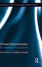 Chinese Entrepreneurship, Yu  BOOKH NEW