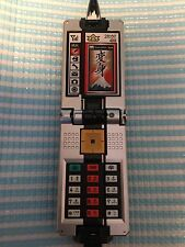 Samurai Sentai Shinkenger Power rangers shodo phone bandai japan 2008