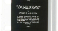 16mm movie Yamekraw - A Negro Rhapsody James P. Johnson 1930 Very Rare