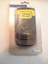 OTTERBOX-COMMUTER CASE- ATT BLACKBERRY TORCH 9800 & 9810-BLACK/PINK-NEW