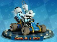 Crash Team Racing: Nitro Fueled (DIGITAL DR. N. TROPY SKIN)  PS4 / XBOX / Switch