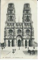 CPA-45-ORLEANS - La Cathédrale
