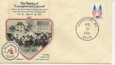 US Army Comm/FDC -  Battles of Lexington & Concord - 1975 (402)