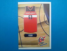 2014-15 Panini NBA Stickers Collection N.188 Road Jersey Washington Wizards