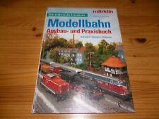 (2300)- Markus Tiedtke - MÄRKLIN - Modellbahn Ausbau- und Praxisbuch