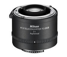 Nikon Nikkor Af-s Teleconverter Tc-20e III 2x Aspherical Lens 3