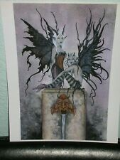 Amy Brown - Nocturnal - SIGNED - VERY RARE