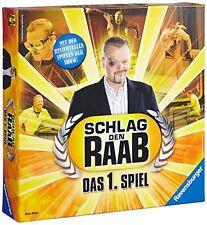 Ravensburger Schlag den Raab Das 1. Spiel Kinder Spiel Rollen Spielzeug NEU