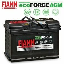 BATTERIA PEUGEOT 3008 1.6 HDI FIAMM VR760 AGM START & STOP 70Ah 760A 5600TW