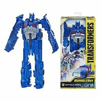 Transformers Bumblebee Titan Changers Optimus Prime Age 6+ New