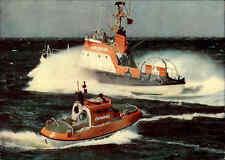 Schiff Seenot-Rettungsboot LUDJE AK Dt. Gesellschaft zur Rettung Schiffbrüchige