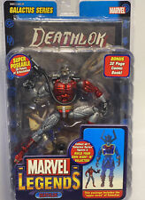 Marvel Legends- 2005 Deathlok, Galactus Series, Toybiz, BAF, NiB, Sealed New