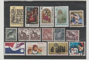 Australian mixed lot - Used and mint (BP100)