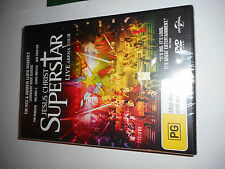 JESUS CHRIST SUPERSTAR DVD SET BRAND NEW SEALED