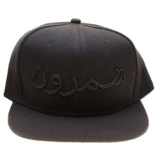 Iranian Persian Parsi Shemroun Tehran Black Adjustabl Hat Cap Iran Farvahar Gift