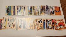 Sonic The Hedgehog SEGA 1993 Trading Card Full Set Of 33 Stickers 33 Cards