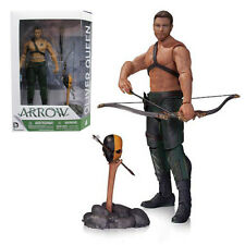 DC DIRECT ARROW OLIVER QUEEN + TOTEM DEATHSTROKE 16 cm