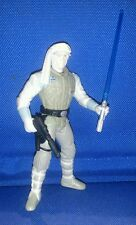 Star Wars Hoth Luke Skywalker POTF figure loose 100% complete w) weapon