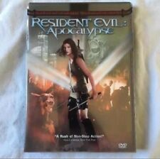 Resident Evil Apocalypse Special Edition DVD Preowned Free Shipping