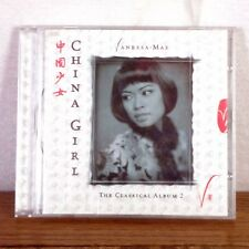 Vanessa-Mae China Girl The Classical Album 2 Violin CD 1997 Angel playgraded M-