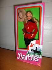 Canadian Barbie DOTW 1987 Excellent/Mint ~ NIB