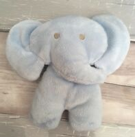 MARKS AND SPENCER ELEPHANT SOFT TOY BLUE COMFORTER BABY DOUDOU M&S Boys