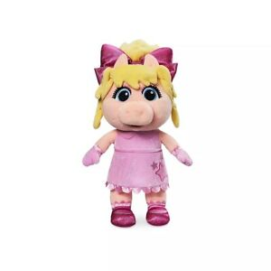 The Muppets Babies by Disney Miss Piggy Plush 35cm NEW