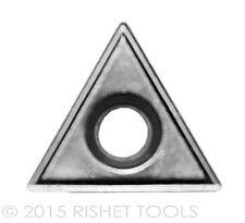 RISHET TOOLS TT 432 C5 Uncoated Carbide Inserts (10 PCS)