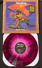 JUDAS PRIEST-ROCKA ROLLA (TRANSLUCENT GRAPE WITH OPAQUE WHITE) VINYL SEALED