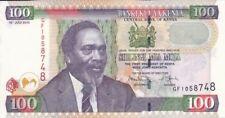 2010 Kenya 100 Shilingi GEM UNC