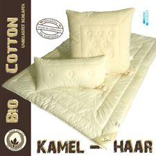 Kamelhaar Sommerdecke extra leichte Decke Bio Bezug aus 100% kbA Baumwolle