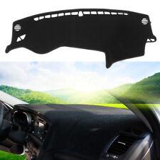 Black Dashboard Dash Mat Dashmat Sun Cover Pad Shade For Kia Optima K5 LHD 11-15