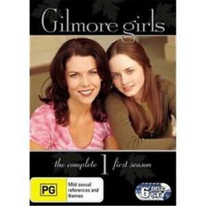 Gilmore Girls : Season 1 (DVD, 2010, 6-Disc Set) NEW+SEALED