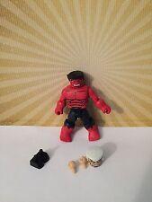 Marvel Minimates Thunderbolts Now! Red Hulk Ross Rulk Cheap Worldwide Shipping