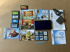 Nintendo DS Lite Handheld System With 11 Games!!