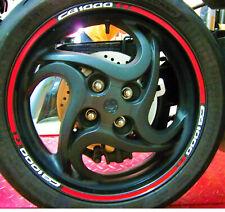 """Adesivi per ruote cerchi moto Honda CB 1000 R """"JP130"""""""