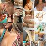 Stylish Beach Bohemian Sea Shell Pendant Chain Choker Necklace Jewelry Lady Gift