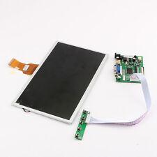 10.1 Zoll Farb TFT-LCD Display mit HDMI+VGA+Video Driver Board für Raspberry Pi.
