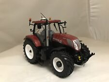 UH NEW HOLLAND T7 210 Fiat Power Wheel CONVERSION 1/32 BRITAINS ,ROS