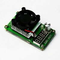 3A 0.1V - 20V CONSTANT CURRENT BATTERY LOAD DISCHARGE TESTER 18650 NIMH LITHIUM